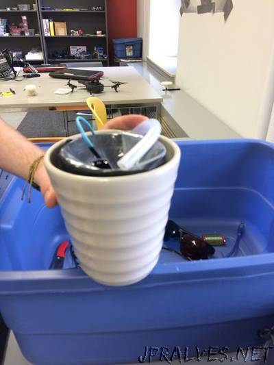 Arduino Self-Watering Plant Pot