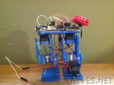 Arduino Walking Robot