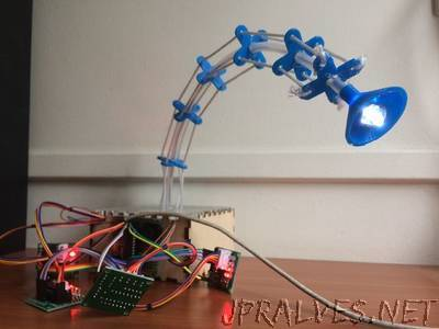 Electrical Flexible Lamp
