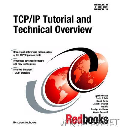 TCP/IP Tutorial and Technical Overview, 8th Edition