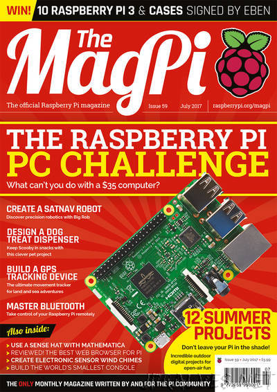The MagPI 59