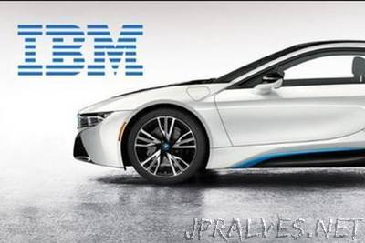 IBM Integrates with BMW CarData to Enable New and Innovative Services for Drivers
