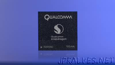 Qualcomm Snapdragon 450 Mobile Platform to Bring 14nm FinFET Process, Enhanced Dual-Camera Support and Fast LTE Connectivity to Mid-Range Smartphones and Tablets