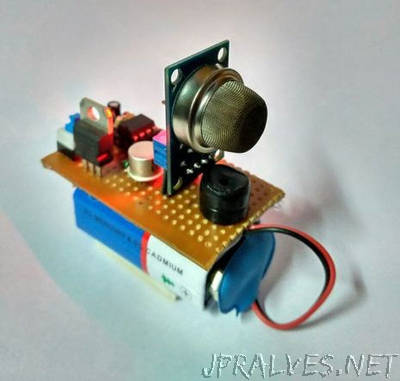 Gas Sensor Module