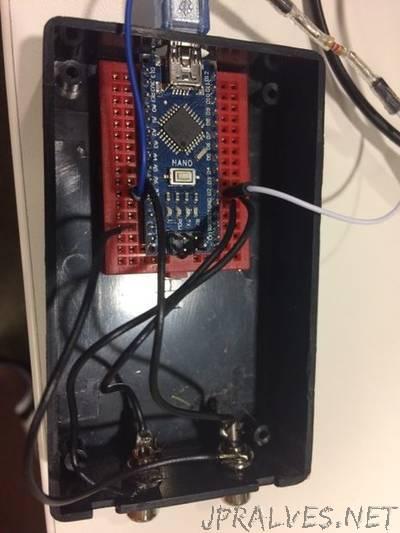 Temperature and Solar Sensor Using Arduinos