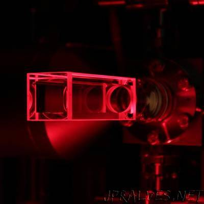 Physicists observe individual atomic collisions during diffusion for the first time