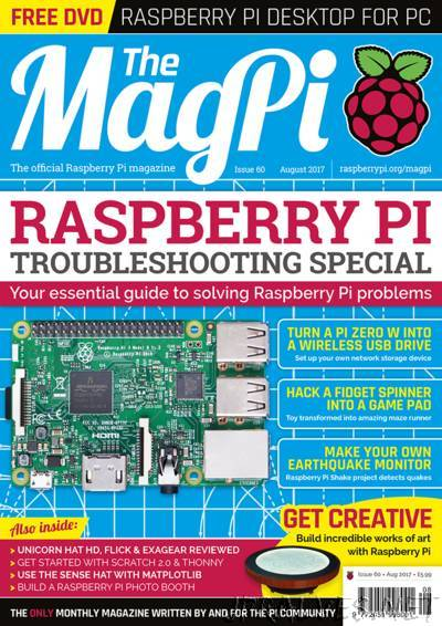 The MagPI 60