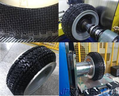 Linglong Tire partners in China's first 3D printed tyre project