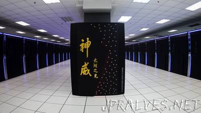 Chinese scientists create biggest virtual universe with world's fastest computer, beating European record