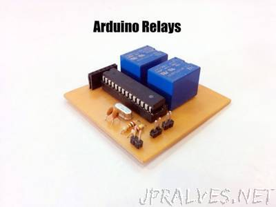 Arduino - Relays (Control AC Appliances)
