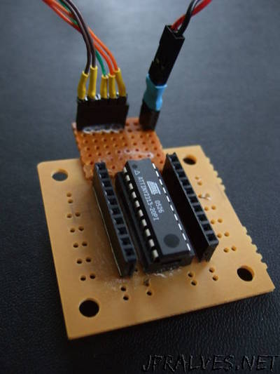 Ghetto Programming: Getting Started With AVR Microprocessors on the Cheap