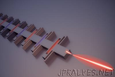 Tiny terahertz laser could be used for imaging, chemical detection