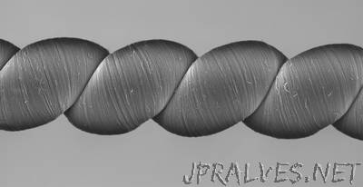 No Batteries Required: Energy-Harvesting Yarns Generate Electricity