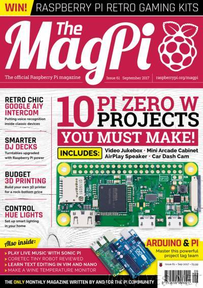 The MagPI 61
