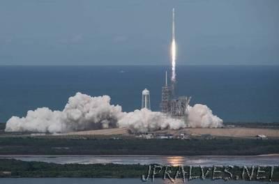 GhanaSat-1 Releases into Orbit
