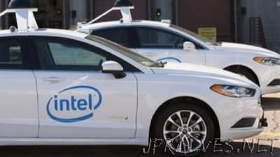 Intel Kick-Starts Mobileye Integration with Plans to Build Fleet of 100 L4 Autonomous Test Cars