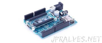 Sony introduces smart sensing IoT board (Arduino-compatible)