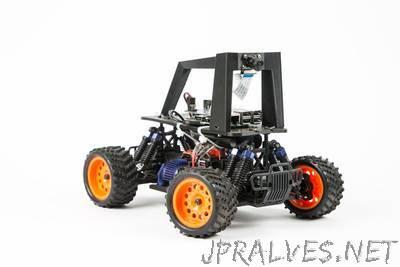 Build an Autonomous R/C Car with Raspberry Pi