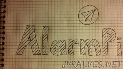 AlarmPi - IoT Alarm System
