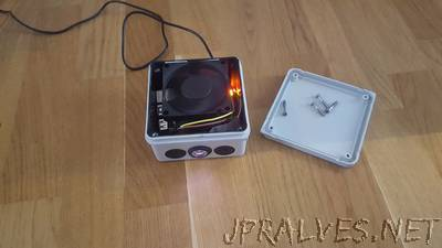 Automated Raspberry PI Camera Surveillance Setup