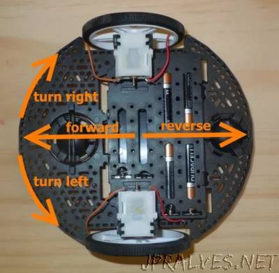 Design a Control Board for a Romi Robot Chassis