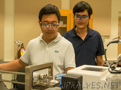 Making better material for fuel cells