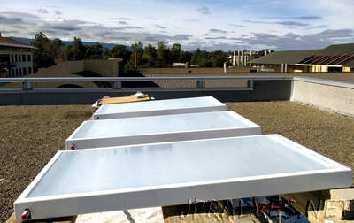 Stanford professor tests a cooling system that works without electricity