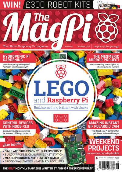 The MagPI 62