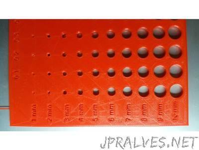 Holes Gauge 1mm-10mm
