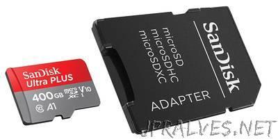 Western Digital® breaks boundaries with World's Highest-Capacity MicroSD™ Card