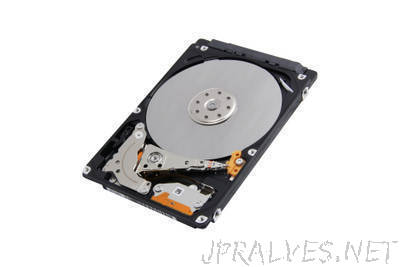 Toshiba Electronic Devices & Storage Corporation Announces New 1TB Hard Disk Drive for Mobile Client Storage Applications