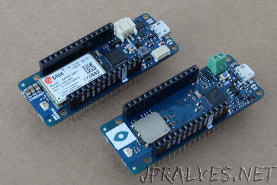 Arduino Widens Wireless Offerings with Two New Boards