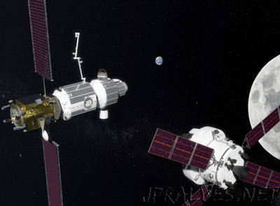 NASA, Roscosmos Sign Joint Statement on Researching, Exploring Deep Space