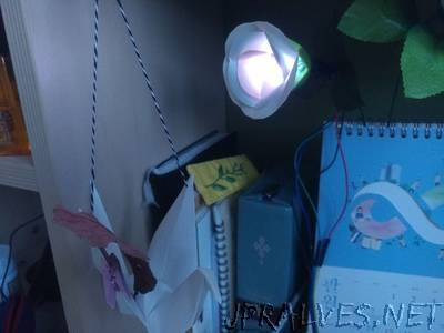 Arduino Mood Lamp With Bluetooth Module