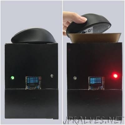 Burglar Alarm Device