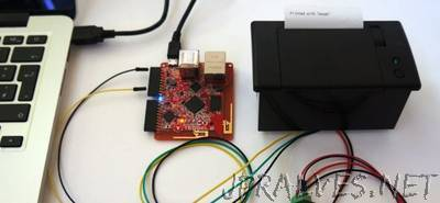 How to Build Your Own Fax Machine with Tessel, JavaScript and Twilio