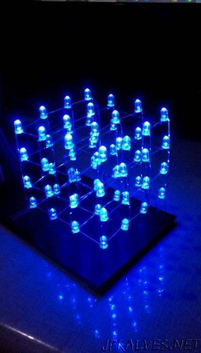 Lets Build a LED CUBE