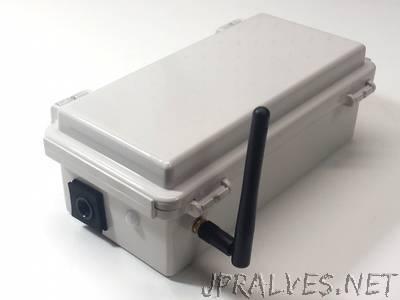 Wi-Fi Camera Trap