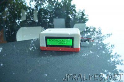 DIY a Formaldehyde Detector