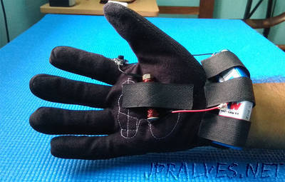 Electromagnetic Glove