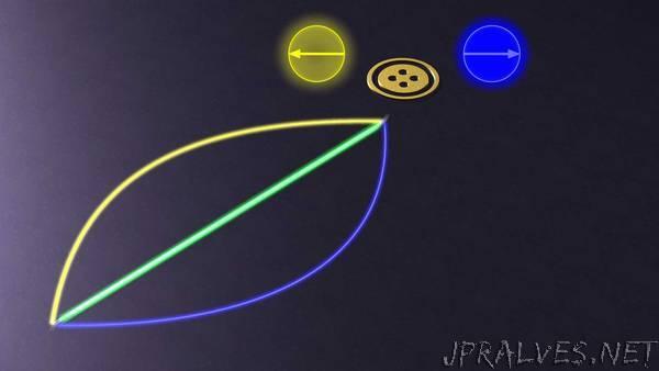 Quantum Simulator: First Functioning Component