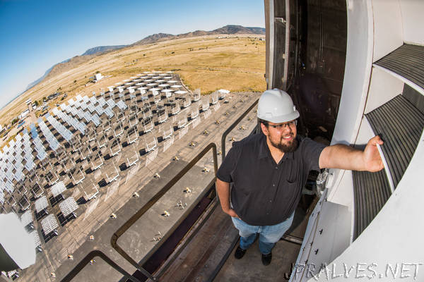 New fractal-like concentrating solar power receivers are better at absorbing sunlight