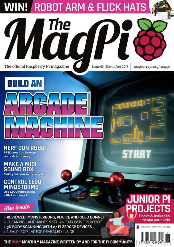 The MagPI 63