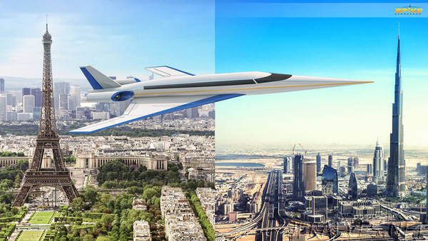 Spike Aerospace's Supersonic Design Being Validated in Test Flights