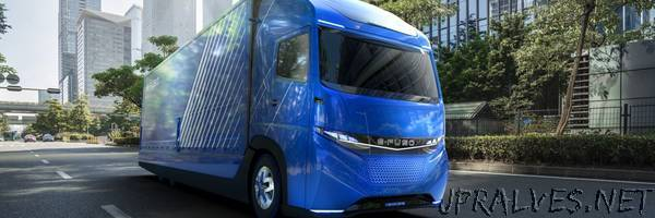 Daimler Trucks launches E-FUSO and all-electric heavy-duty truck Vision One