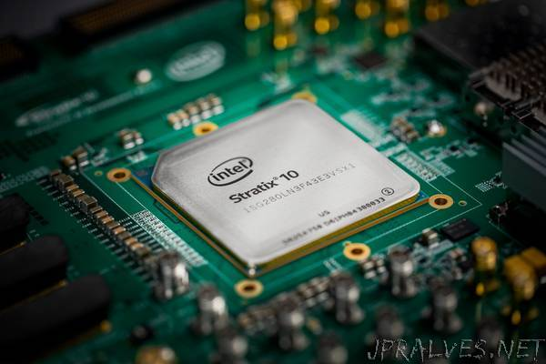 Intel Enables 5G, NFV and Data Centers with High-Performance, High-Density ARM-based Intel Stratix 10 FPGA