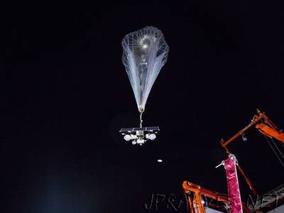 Alphabet Closer To Using Balloons For Telecom In Puerto Rico