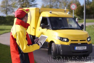 Deutsche Post DHL Group Selects NVIDIA DRIVE PX for Autonomous Delivery Truck Fleet