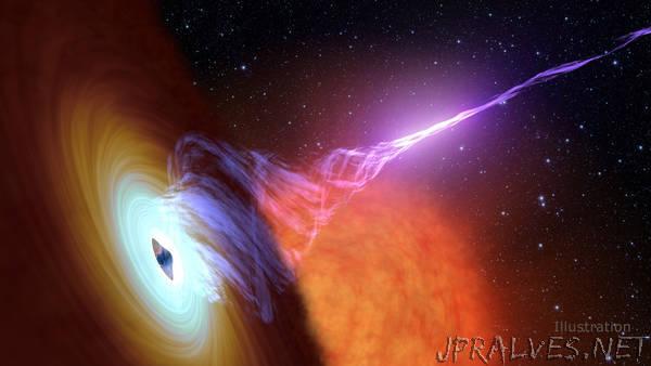 NuSTAR Probes Black Hole Jet Mystery