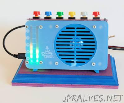 Mod My Pirate Radio